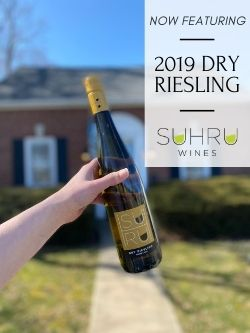 New Release: 2019 Suhru Dry Riesling