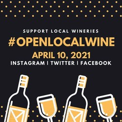 #OpenLocalWine Night