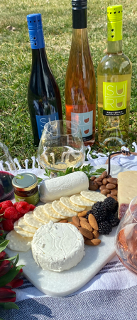 Spring Virtual Wine & Cheese Tasting